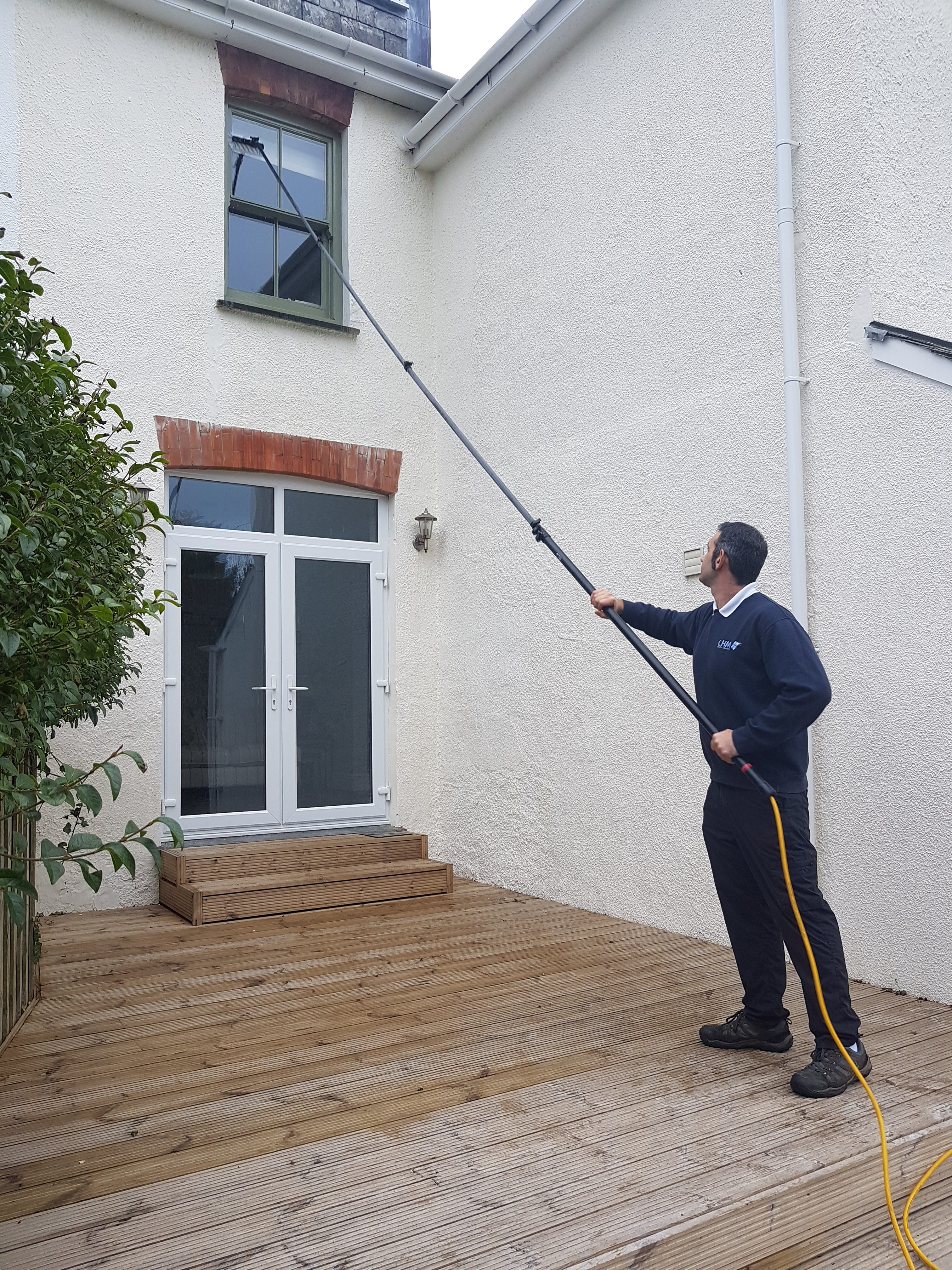 Window Cleaner North Cornwall